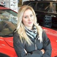 Amanda  Griffin at Auto Gallery Subaru  - Service Center