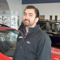 Zachary  Roesslein at Auto Gallery Subaru