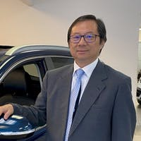 Francis  Chan at Kia Richmond