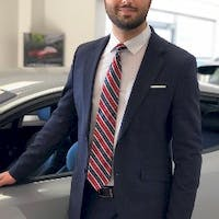 Homer Abbas-Pour at Kia Richmond