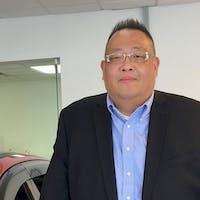 Eddie  Tong at Kia Richmond