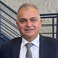 Kamal  Ghaffari  at Richmond Subaru