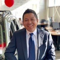 Marco  Dominguez at Richmond Subaru