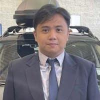 Roden Cardona at Richmond Subaru  - Service Center