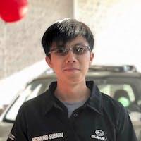 Matthew Jung at Richmond Subaru