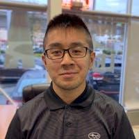 Tony  Nguyen  at Richmond Subaru
