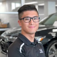 Alan Chen at Roadsport Honda