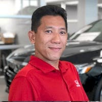 Tony Nguyen at Roadsport Honda