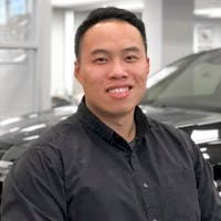 Andy  Zhao at Roadsport Honda