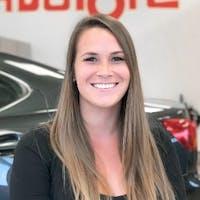 Darcey  Hughes at Roadsport Honda