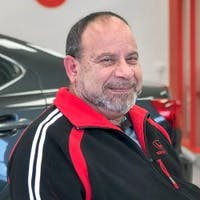 Paul Lorusso at Roadsport Honda