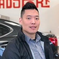 Winston Chen at Roadsport Honda