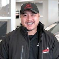 Alex Thai at Roadsport Honda