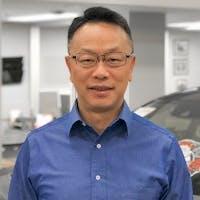 George Deng at Roadsport Honda