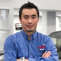 Edmond Cheung at Roadsport Honda