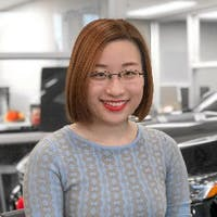 Elva  Feng at Roadsport Honda
