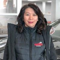 Amy  Wang at Roadsport Honda