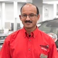 Arum Ekambaram at Roadsport Honda