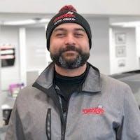Kristian  Vasic at Roadsport Honda