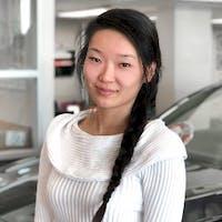 Rebecca Lee at Roadsport Honda