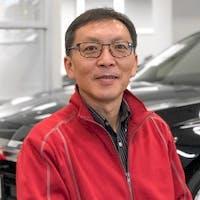 Kevin Zhu at Roadsport Honda