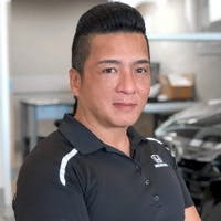 Charles Chan at Roadsport Honda