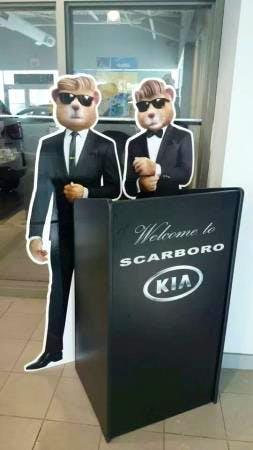 Scarboro Kia, Scarborough, ON, M1K 2R5
