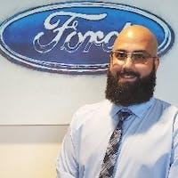 Matt Fazzino at Colonial Ford