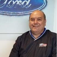 Vito Umbro at Colonial Ford