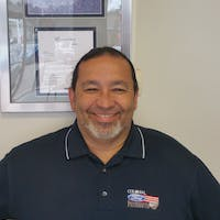 Dwight Coblazo at Colonial Ford