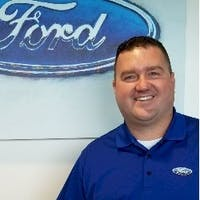 Joe Dziedzic at Colonial Ford