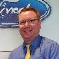 Greg Russell at Colonial Ford