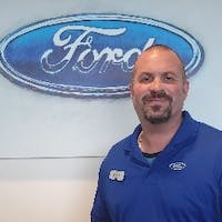 Mike O'Neil at Colonial Ford