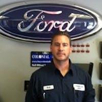Bob Petta at Colonial Ford - Service Center