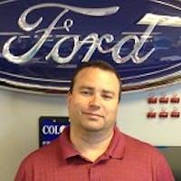 Rick Jamieson at Colonial Ford