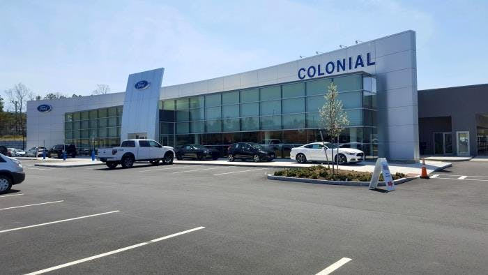 Colonial Ford, Plymouth, MA, 02360