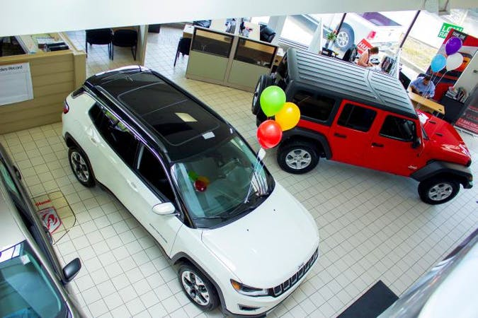 Scarsview Chrysler Dodge Jeep, Scarborough, ON, M1B 5V7