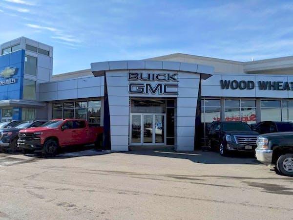 Wood Wheaton GM Supercentre, Prince George, BC, V2N 0A3