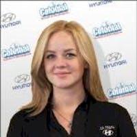Katie Schaffer at Colonial Hyundai