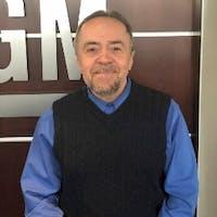 Darryl Schroeder at Shaganappi GM