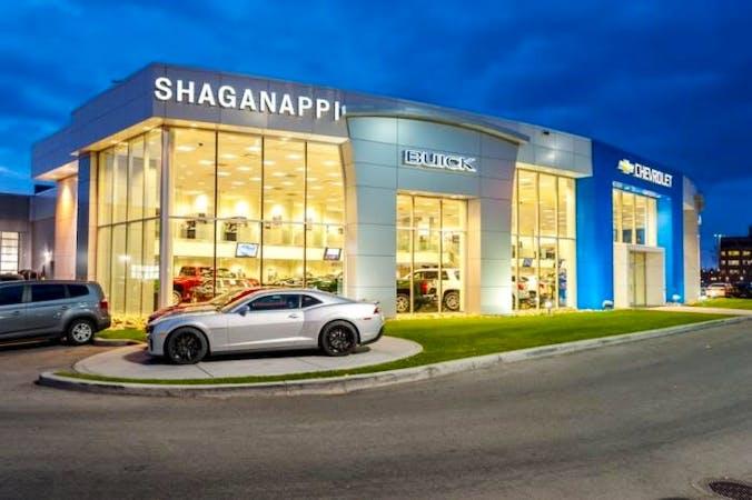 Shaganappi GM , Calgary, AB, T3A 2N2
