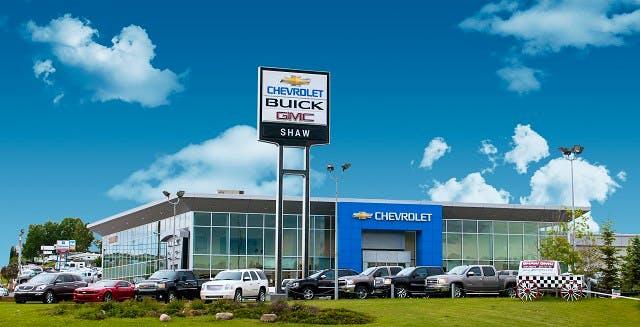 Shaw GMC Chevrolet Buick, Calgary, AB, T2G 4G2