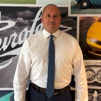 Chris Rutkowitz at Colonial South Chevrolet