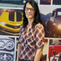 Marjorie Craig at Colonial South Chevrolet - Service Center
