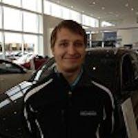 Brad Leggett at South Centre Volkswagen