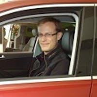 Matt Hodgins at South Centre Volkswagen