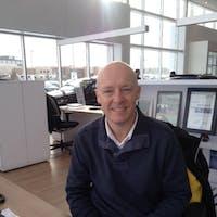 Matt Delbeke at South Centre Volkswagen