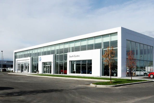 South Centre Volkswagen, Calgary, AB, T2Z 0N4