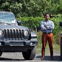 Justice Jackson at Southbank Dodge Chrysler LTD