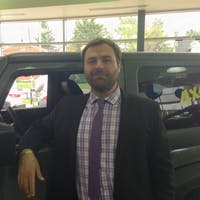 Ivan Zechel at Southbank Dodge Chrysler LTD